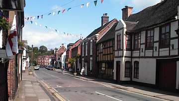Kinver High Street