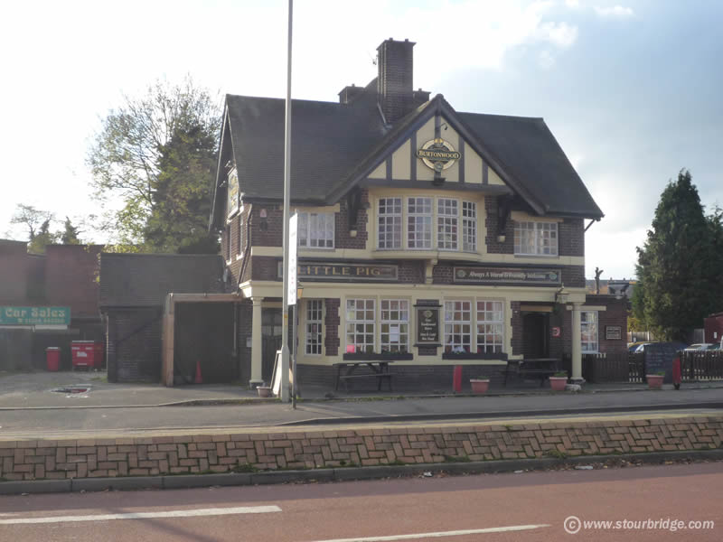 The Little Pig pub, Amblecote , Stourbridge