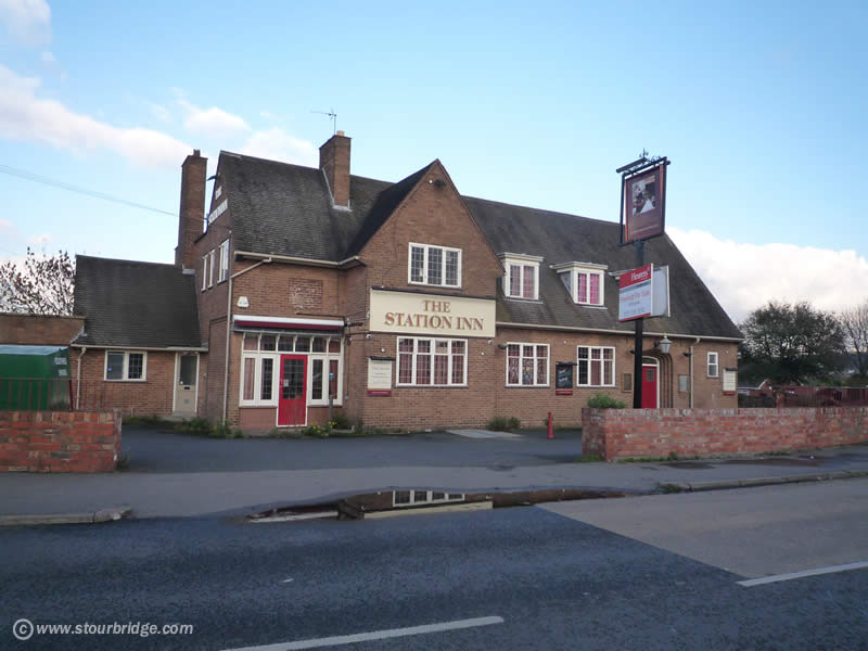 The Station Inn New Farm Road Stourbridge