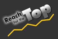 Reach for the Top logo