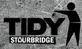 Tidy Stourbridge logo