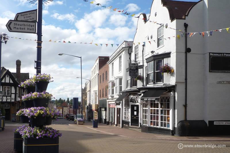 Image result for stourbridge town centre
